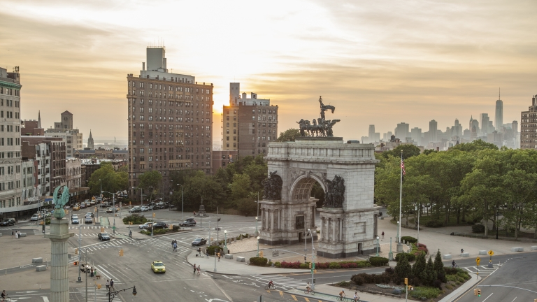Grand Army Plaza, Photo by Tagger Yancey IV/NYC&Company