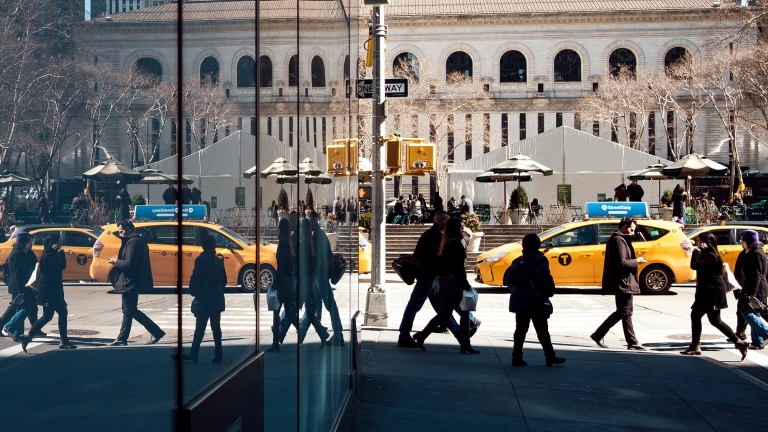 Access to Credit: How NYC Ranks and What it Means for Resiliency
