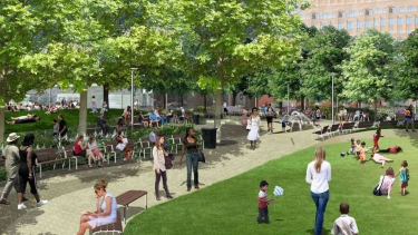 NYCEDC Announces New Plan to Create an Expanded Open Space in Willoughby Square
