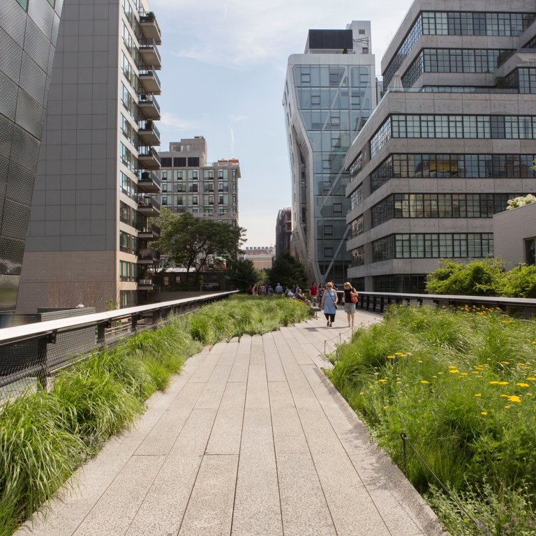 The High Line Nycedc
