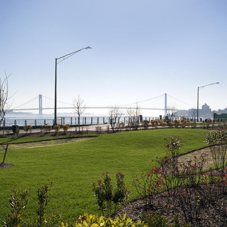 New Stapleton Waterfront