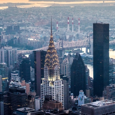 Chrysler Building. Photo by Julienne Schaer/NYC and Company