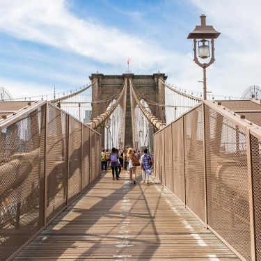 Brooklyn Bridge, Photo by Brittany Petronella/NYC&Company