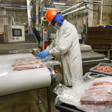 Hunts Point Meat Distribution