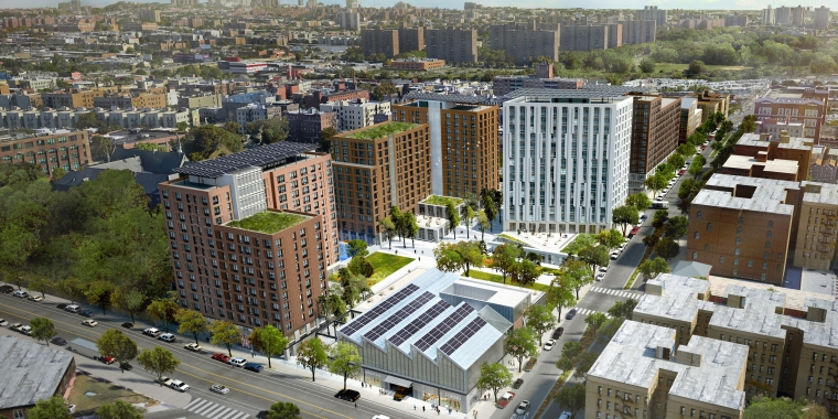 NYCEDC Allocates Mutual Housing Association of New York $18M to Construct Industrial Center in the South Bronx