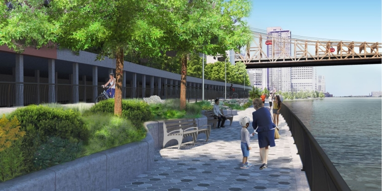 Press Release-East Midtown Greenway-Image