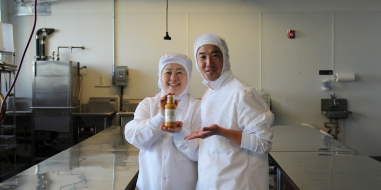 Growing in NYC: MOMO Dressing - handcrafted Japanese salad dressing