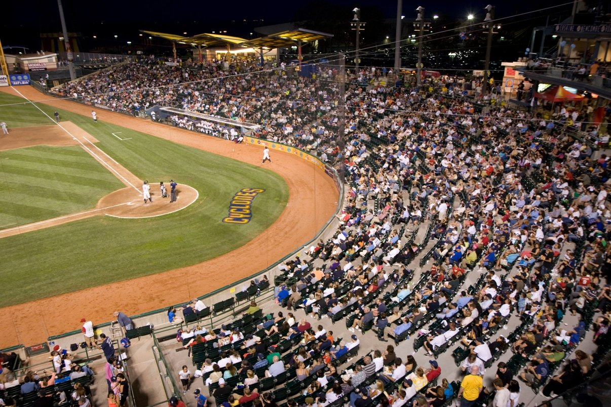 MCU Park/Brooklyn Cyclones