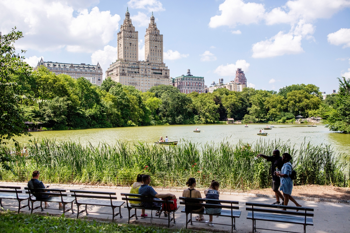 Central Park. Photo by Brittany Petronella/NYC and Company.