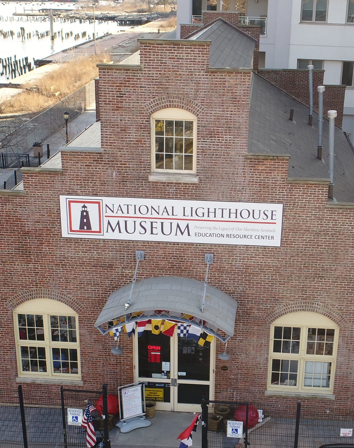 National Lighthouse Museum. Photo courtesy of National Lighthouse Museum.