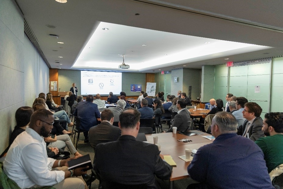 City Holds Forum to Educate Housing Developers and Supermarket Operators on Available Incentive Programs