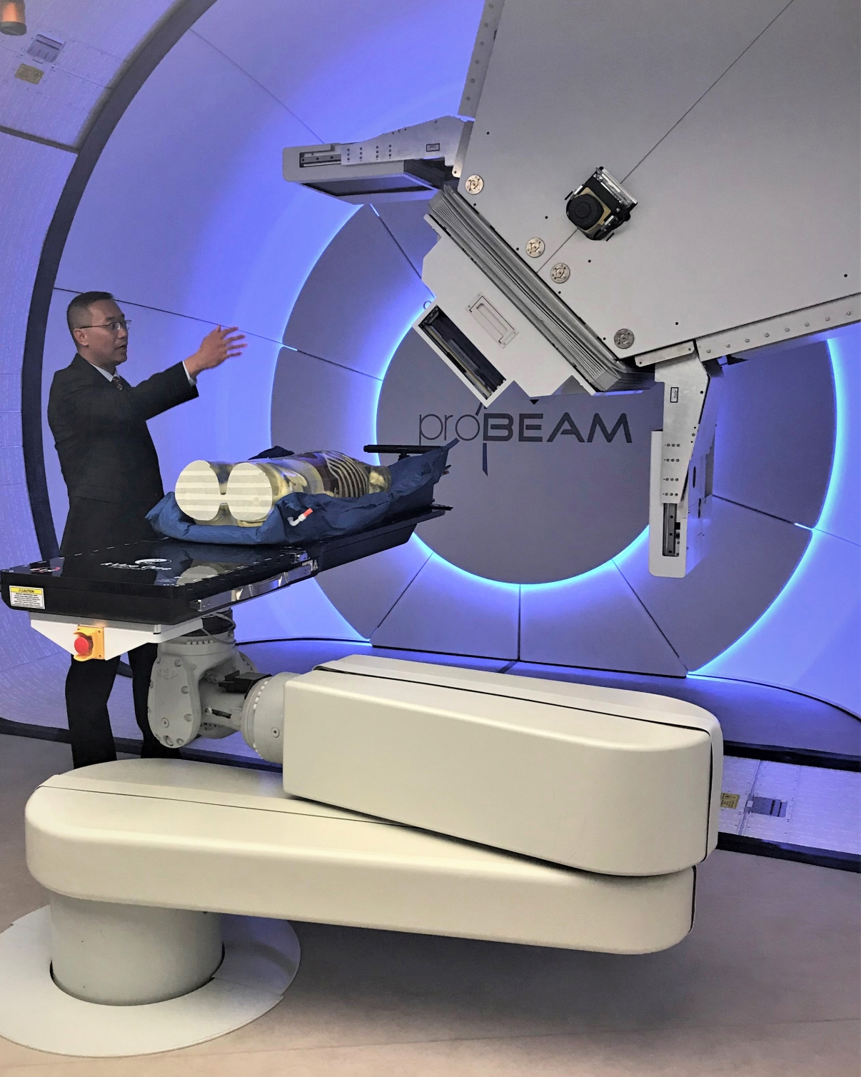 New York City's First Proton Therapy Center Opens in East Harlem