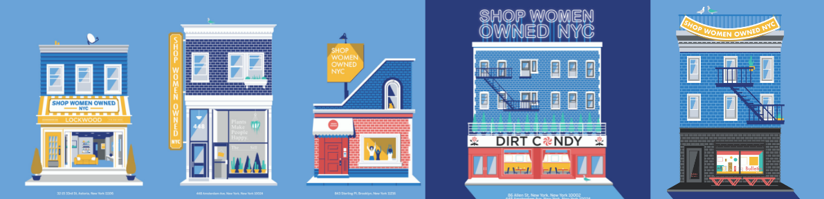 "Deputy Mayor Alicia Glen and American Express Launch ""Shop Women Owned NYC"""